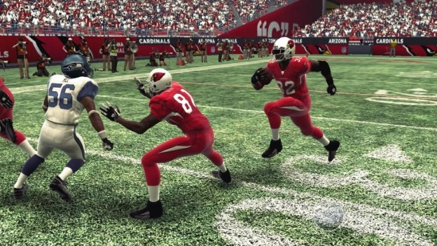 Madden NFL 09 Screenshot #418 for Xbox 360