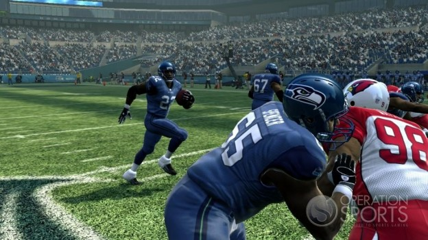 Madden NFL 09 Screenshot #426 for Xbox 360