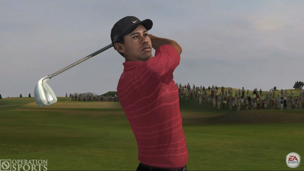 Tiger Woods PGA TOUR 07 Screenshot #2 for Xbox 360