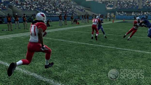 Madden NFL 09 Screenshot #429 for Xbox 360