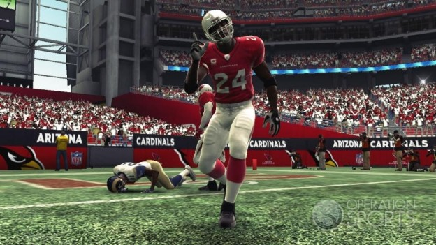 Madden NFL 09 Screenshot #432 for Xbox 360