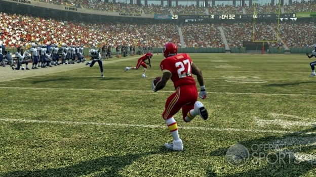 Madden NFL 09 Screenshot #437 for Xbox 360