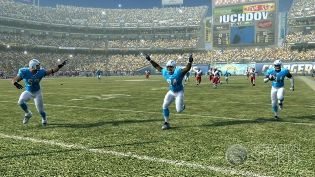 Madden NFL 09 Screenshot #438 for Xbox 360