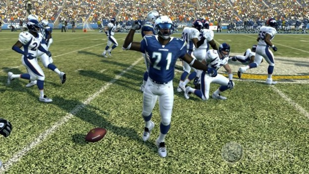 Madden NFL 09 Screenshot #441 for Xbox 360