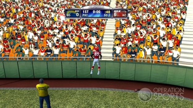 Madden NFL 09 Screenshot #444 for Xbox 360