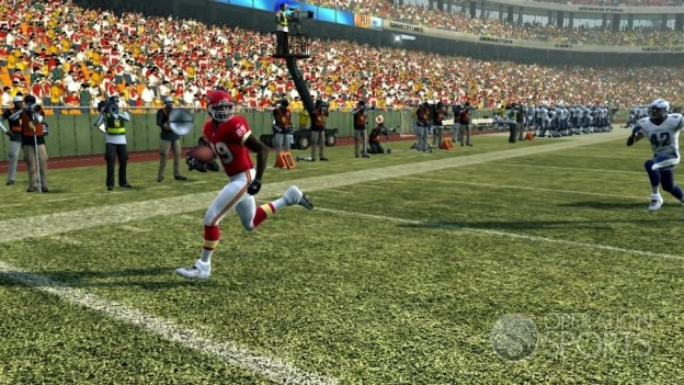 Madden NFL 09 Screenshot #445 for Xbox 360