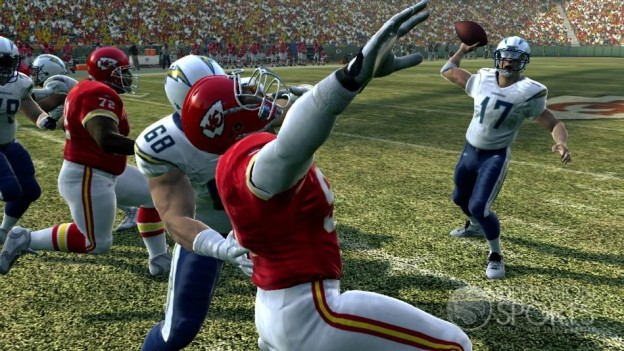 Madden NFL 09 Screenshot #447 for Xbox 360