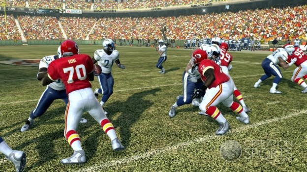 Madden NFL 09 Screenshot #448 for Xbox 360