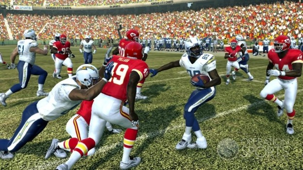 Madden NFL 09 Screenshot #449 for Xbox 360