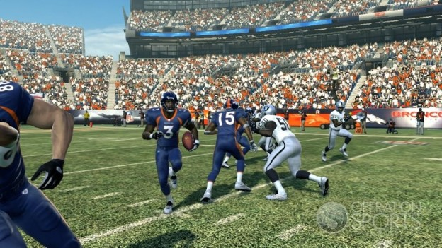 Madden NFL 09 Screenshot #455 for Xbox 360