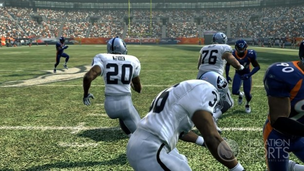 Madden NFL 09 Screenshot #458 for Xbox 360
