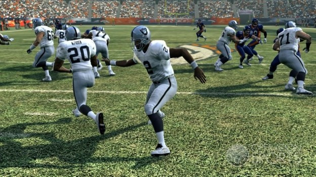 Madden NFL 09 Screenshot #460 for Xbox 360