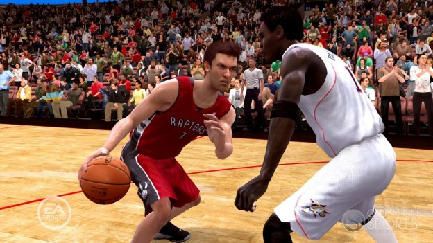 NBA Live 09 Screenshot #17 for Xbox 360
