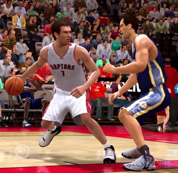 NBA Live 09 Screenshot #18 for Xbox 360