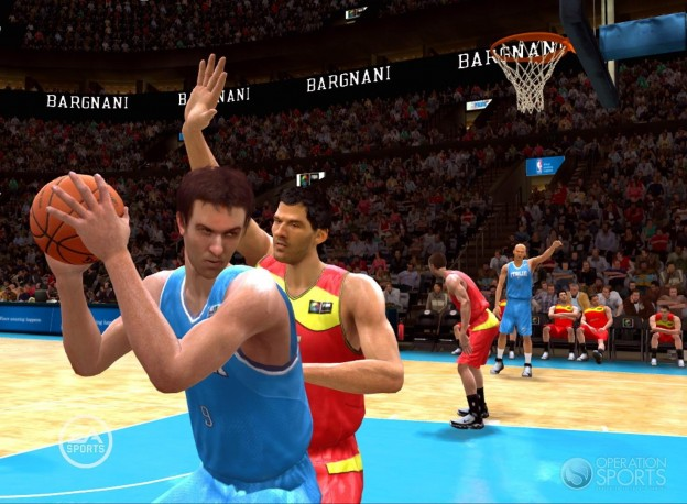NBA Live 09 Screenshot #19 for Xbox 360