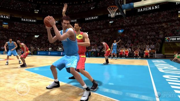 NBA Live 09 Screenshot #20 for Xbox 360