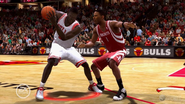 NBA Live 09 Screenshot #21 for Xbox 360