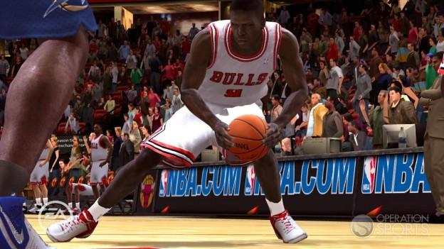 NBA Live 09 Screenshot #22 for Xbox 360