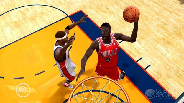 NBA Live 09 Screenshot #23 for Xbox 360