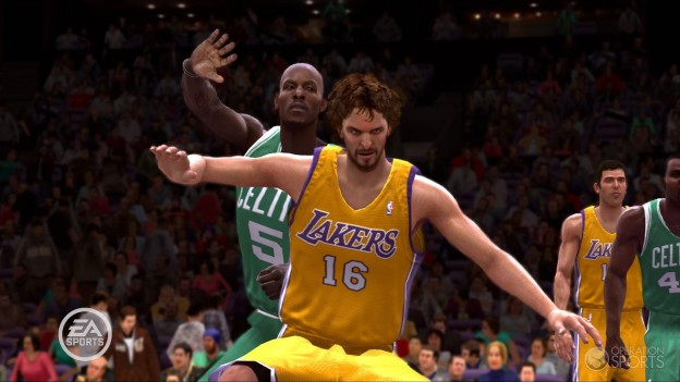 NBA Live 09 Screenshot #24 for Xbox 360