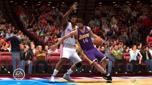 NBA Live 09 Screenshot #25 for Xbox 360