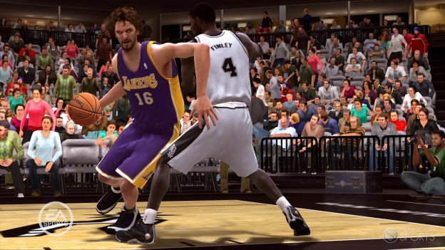 NBA Live 09 Screenshot #26 for Xbox 360
