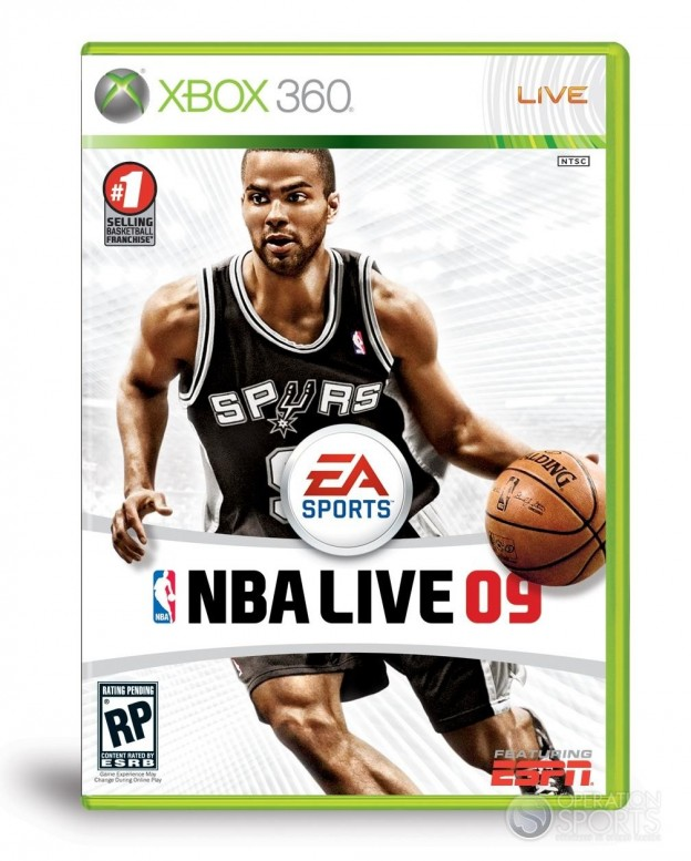 NBA Live 09 Screenshot #27 for Xbox 360