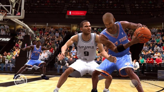 NBA Live 09 Screenshot #31 for Xbox 360