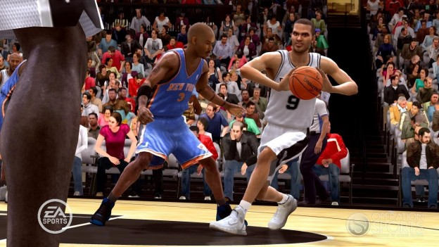 NBA Live 09 Screenshot #32 for Xbox 360