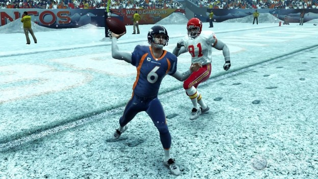 Madden NFL 09 Screenshot #461 for Xbox 360