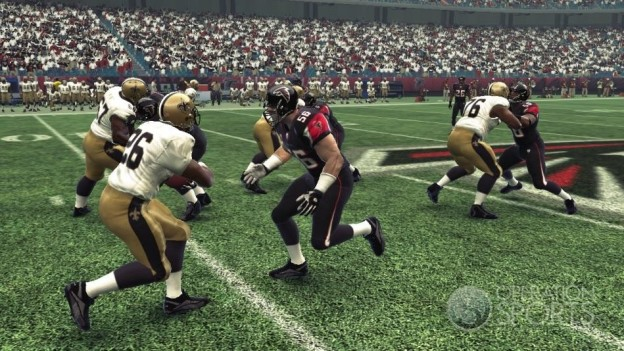 Madden NFL 09 Screenshot #471 for Xbox 360