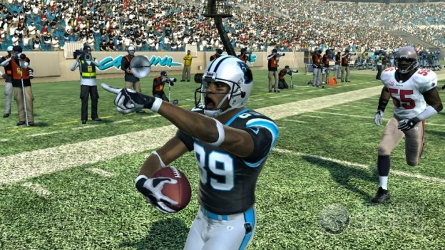 Madden NFL 09 Screenshot #478 for Xbox 360