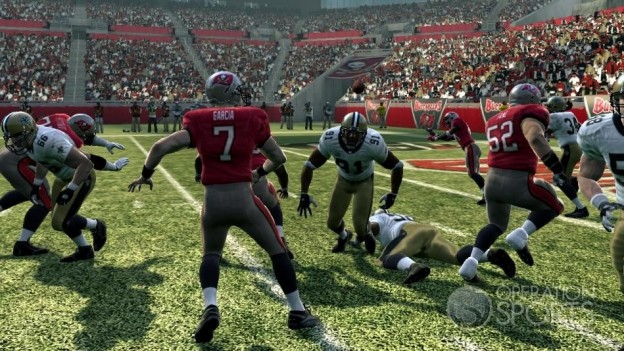 Madden NFL 09 Screenshot #484 for Xbox 360