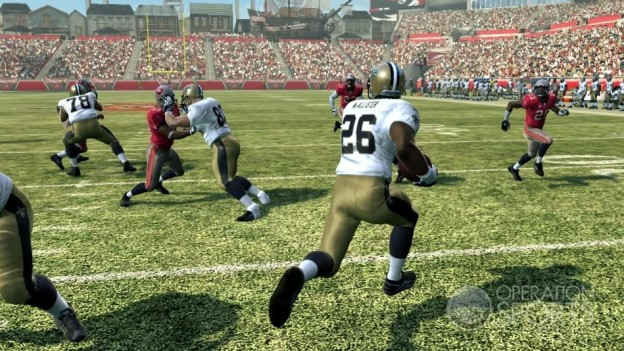 Madden NFL 09 Screenshot #485 for Xbox 360