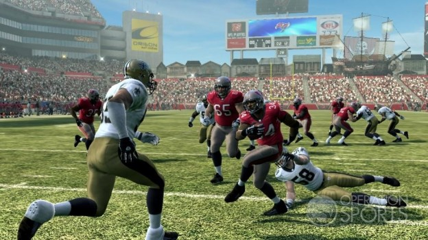 Madden NFL 09 Screenshot #486 for Xbox 360