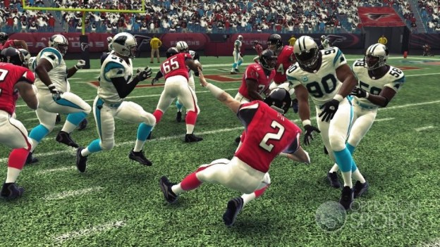 Madden NFL 09 Screenshot #487 for Xbox 360