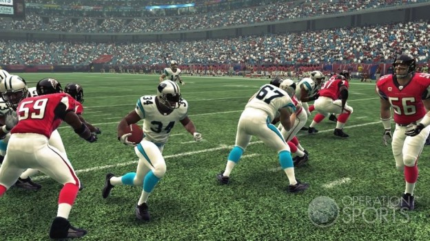 Madden NFL 09 Screenshot #493 for Xbox 360