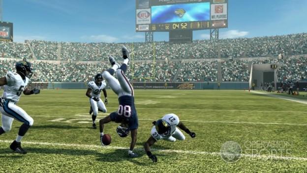 Madden NFL 09 Screenshot #495 for Xbox 360