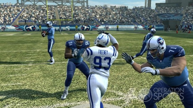 Madden NFL 09 Screenshot #501 for Xbox 360