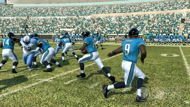 Madden NFL 09 Screenshot #503 for Xbox 360