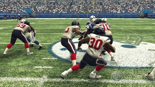 Madden NFL 09 Screenshot #513 for Xbox 360