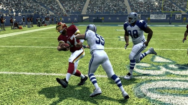 Madden NFL 09 Screenshot #518 for Xbox 360