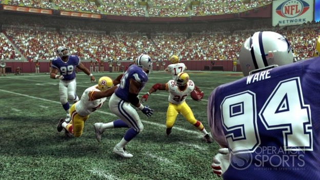 Madden NFL 09 Screenshot #519 for Xbox 360