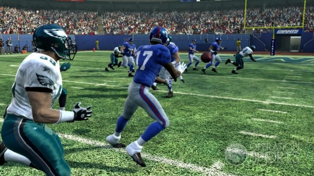 Madden NFL 09 Screenshot #524 for Xbox 360