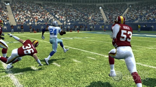 Madden NFL 09 Screenshot #529 for Xbox 360