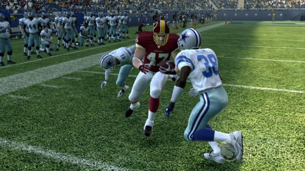 Madden NFL 09 Screenshot #537 for Xbox 360