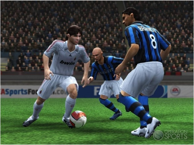 FIFA Soccer 09 Screenshot #3 for PS2