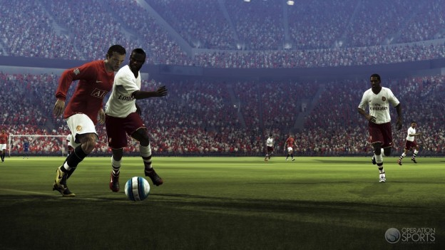 FIFA Soccer 09 Screenshot #6 for Xbox 360
