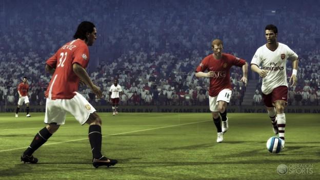 FIFA Soccer 09 Screenshot #7 for Xbox 360