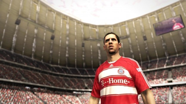 FIFA Soccer 09 Screenshot #8 for Xbox 360